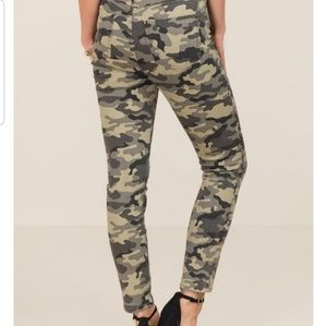 Harper Jeans - Francescas Harper Camo skinny pants jeans
